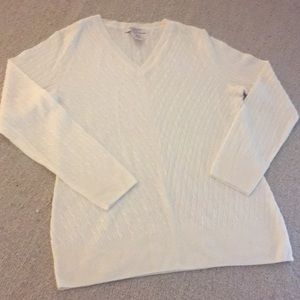 EUC Soft Cable Knit Sweater